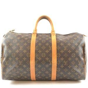 Keepall Duffle 45 Duffel Travel Bag
